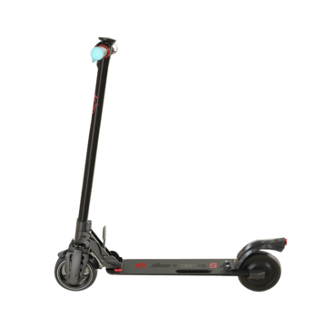 CAT 2Droid Kickster S E-Scooter in Schwarz