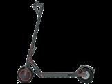 XIAOMI Mi Elektro Scooter Pro E-Roller (8.5 Zoll, schwarz)